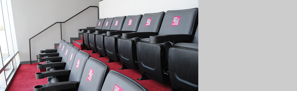 Image of seating in Club 27