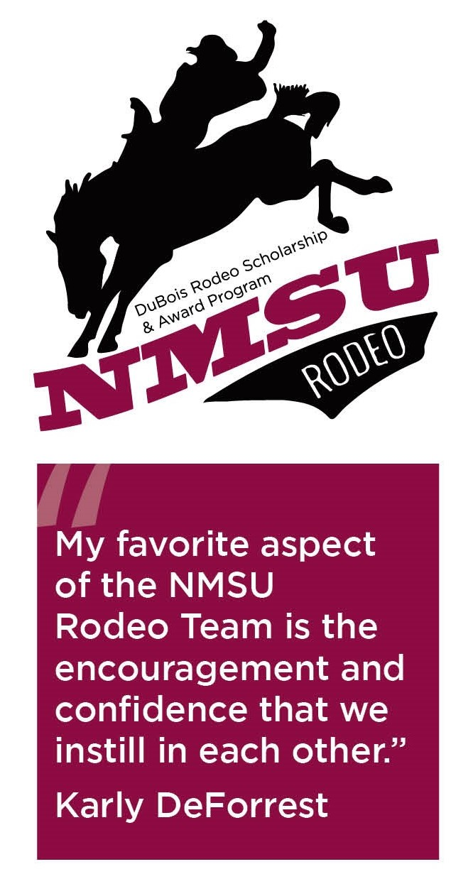 Support NMSU Rodeo Students!