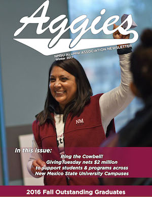 Link to Winter 2017 Alumni Associaction Magazine